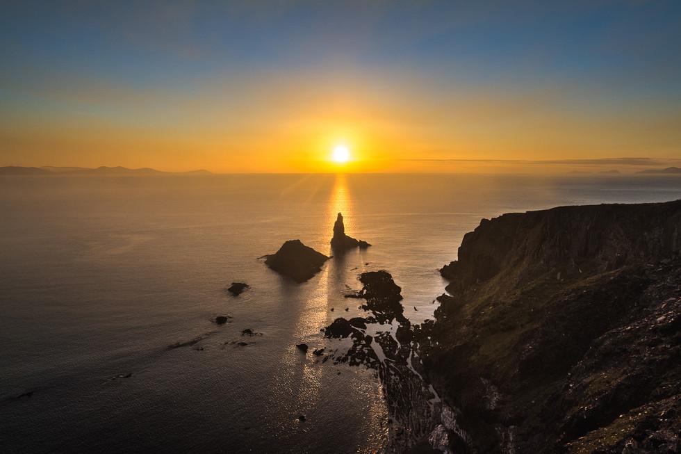 An Searrach Sunset