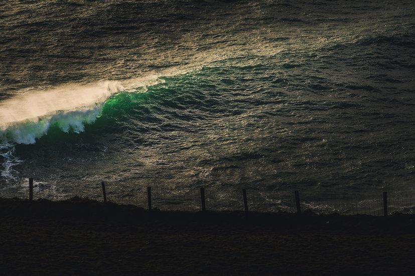 Emerald Green - Print