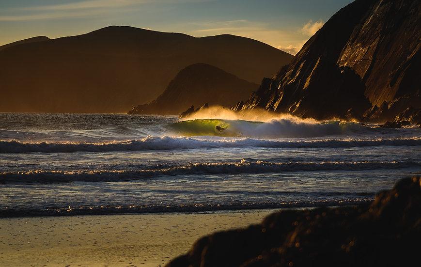Coumeenole Surf - Print