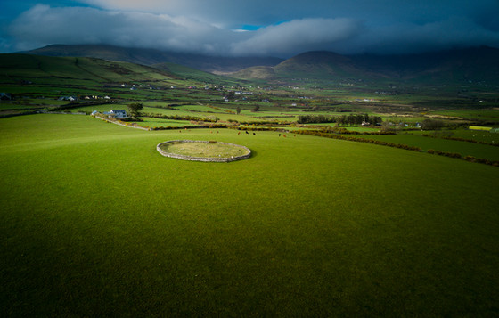 Drone Pictures of the Dingle Peninsula