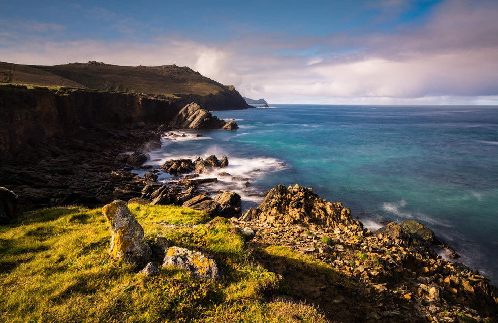 The Cliffs of Clogher