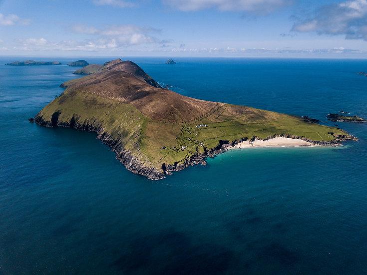 The Great Blasket Island - Print