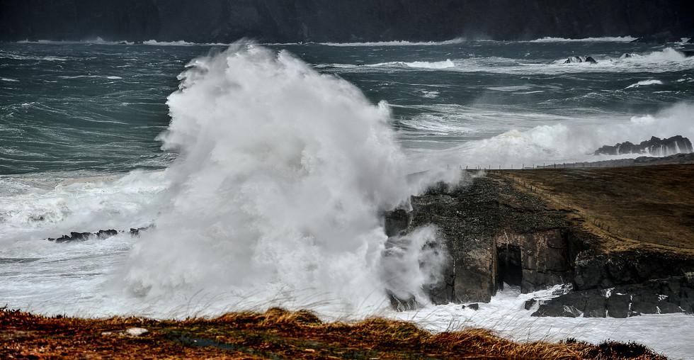 Big Sea's at Clogher, Co.Kerry