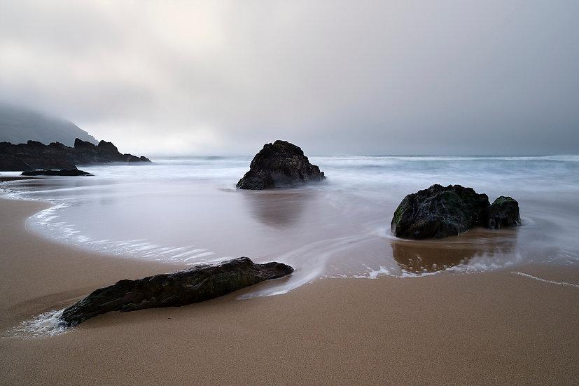 "Coumeenole ""Rocks"" - Co.Kerry - Print"