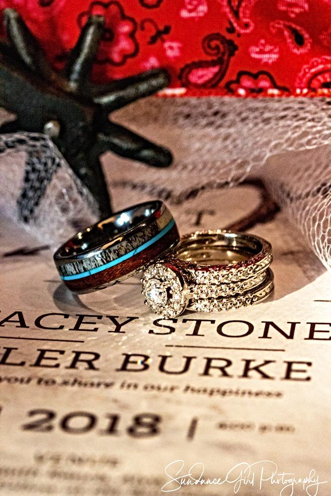 Stone-Burke Rings