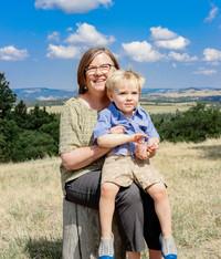 Nana and Everett