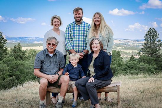 Bradley family bench
