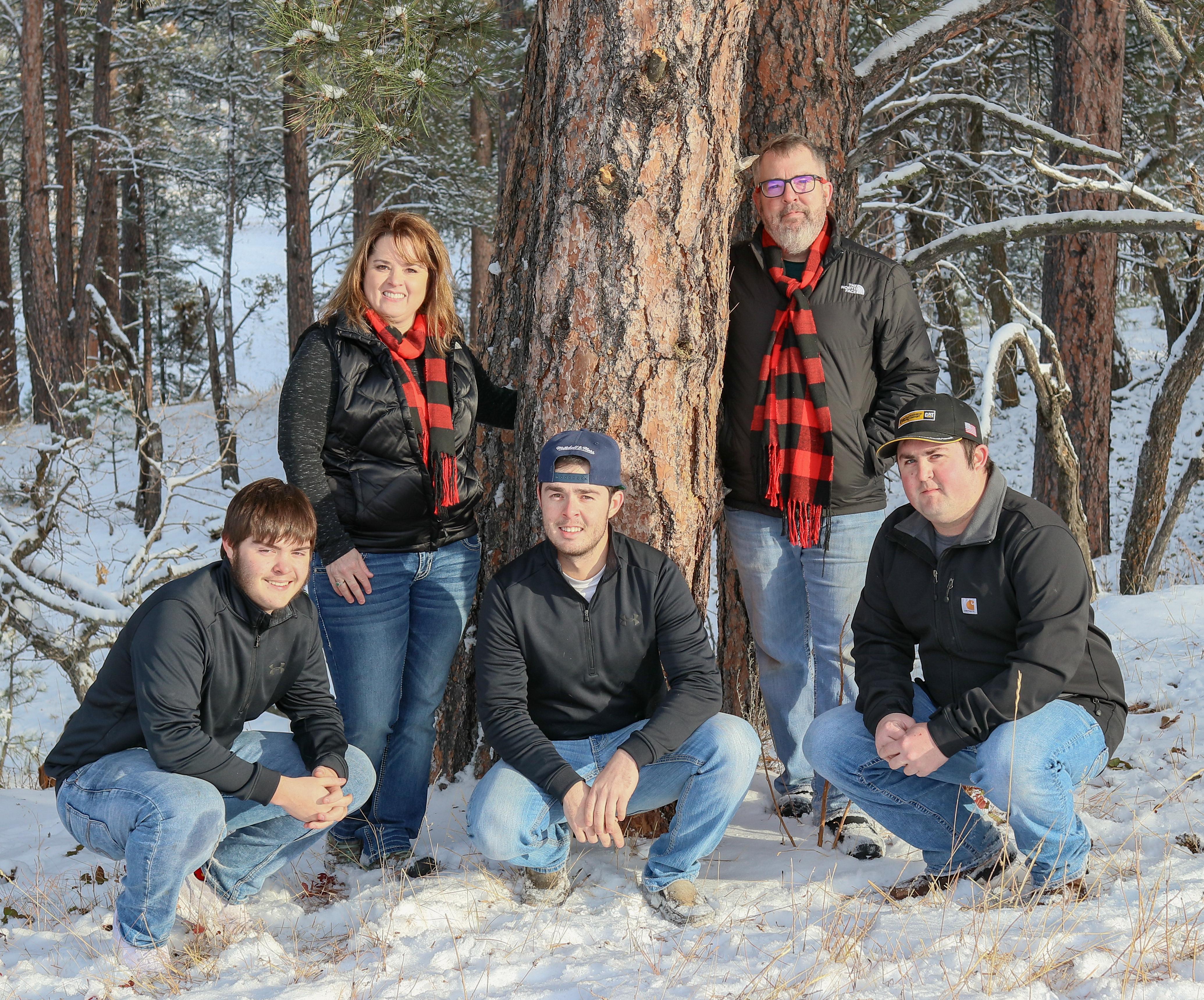 Bush Family