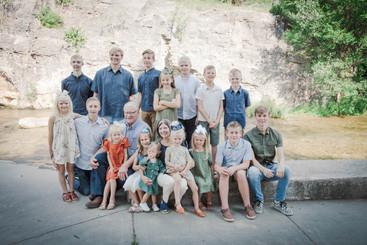All the grandkids