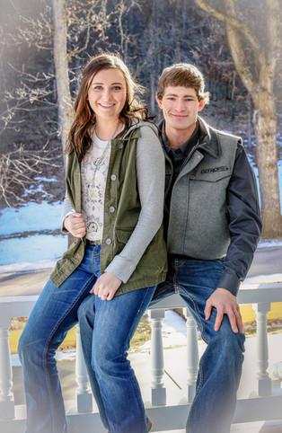 Katie & Micah