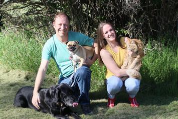 Matt Ruger Georgie Julie and Bo
