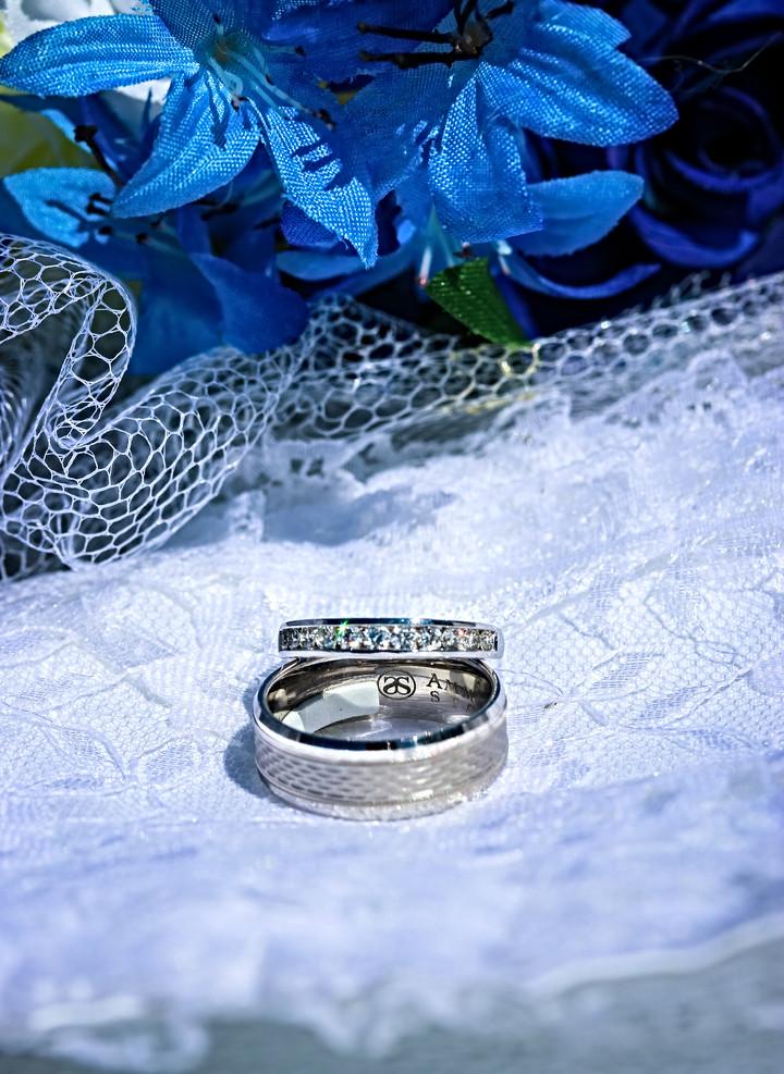 Nick and Sarena Rings