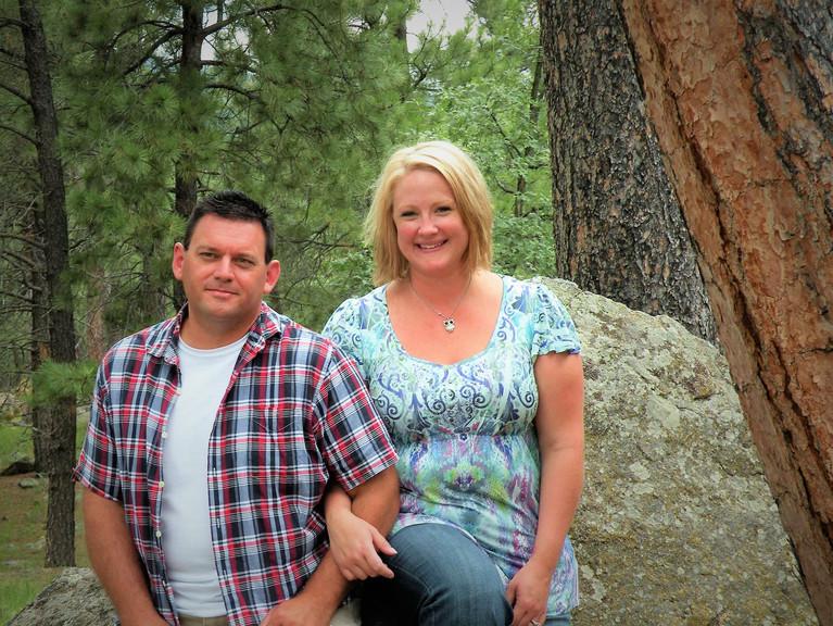 Jeffrey and Melissa