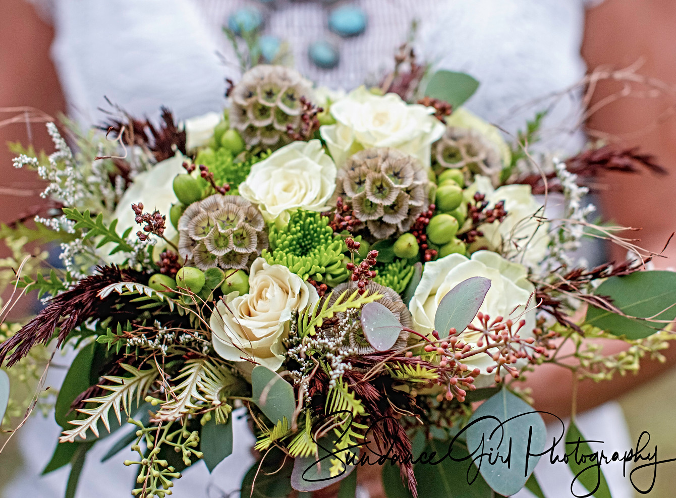 Stacey's bouquet