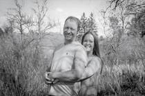Matt and Julie