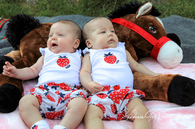 Double the Fun - Adley and Brinley