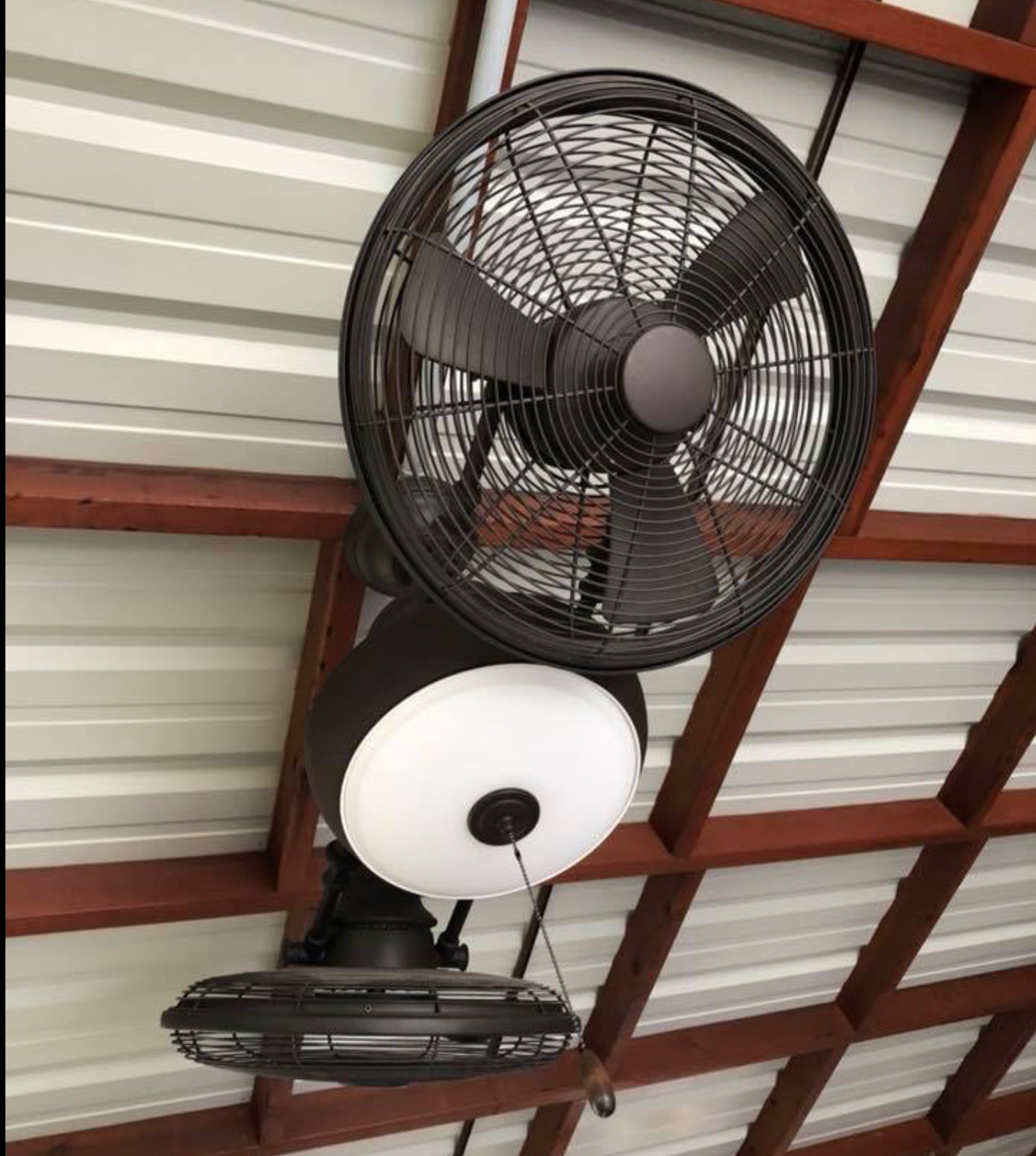 The all in one fan