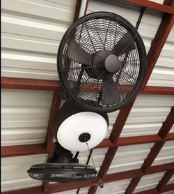 The all in one fan