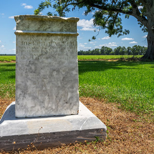 Lost and Found - Gov. Walker's Grave