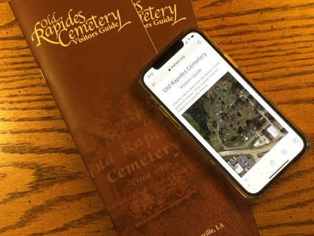 New!! Cemetery Visitors Guide