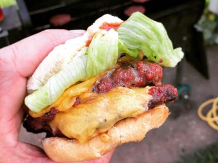 Nothing beats a good Burger!