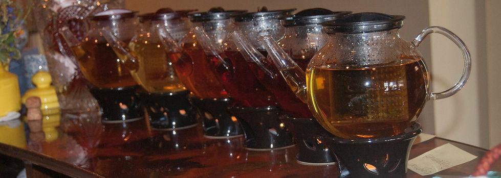 Organic Tea Room