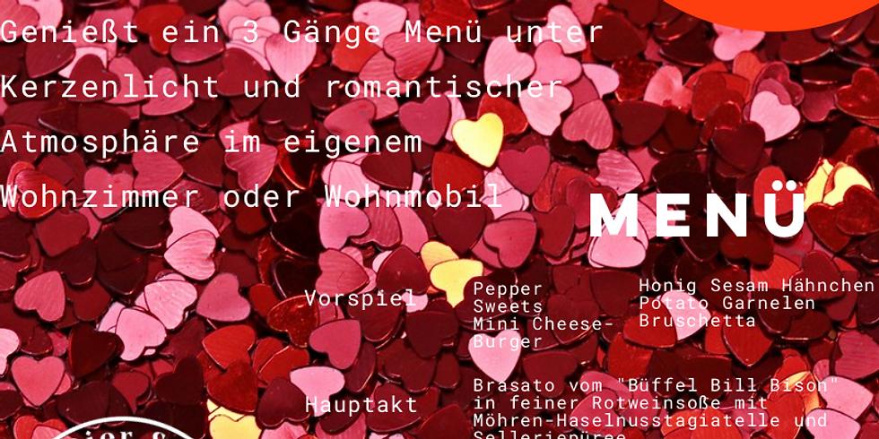 Valentins Dinner