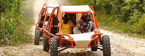 Buggy tour, adventure and fun for the wh
