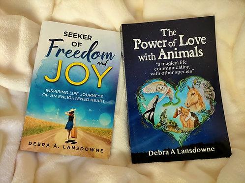 2 Book Set Special Offer June