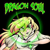 Maia the powerful Demon Slayer from the Dragon Soul Comic by Ashley Selberg