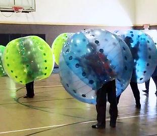 Zorb Ball at Hidden Acres