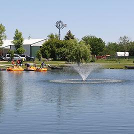 Jesse's Pond at Hidden Acres