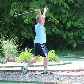 Mini Golf at Hidden Acres