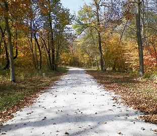 Hiking at Hidden Acres Christian Center