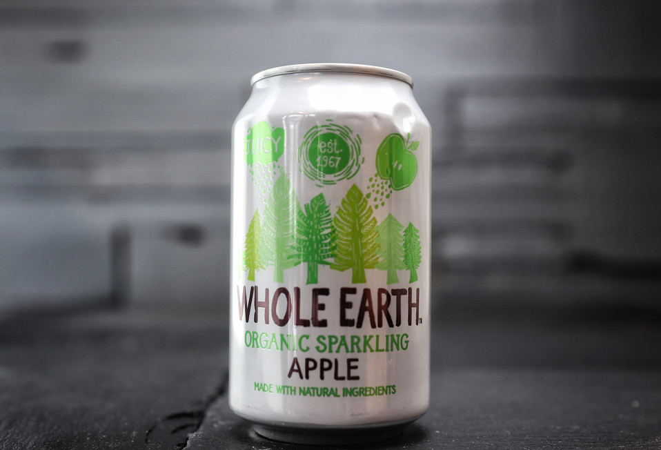 WHOLE EARTH APPLE