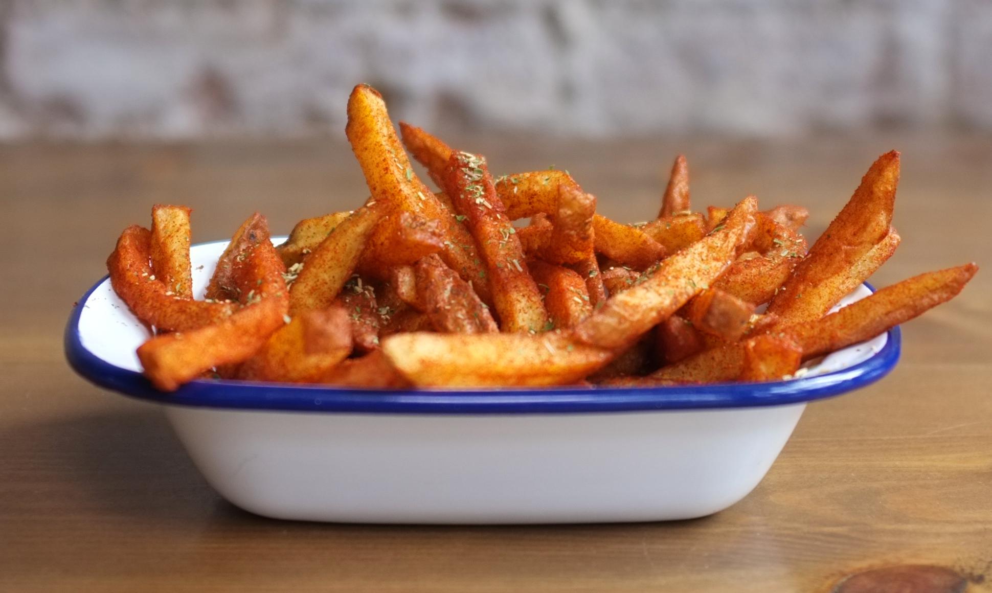 Herb Fries
