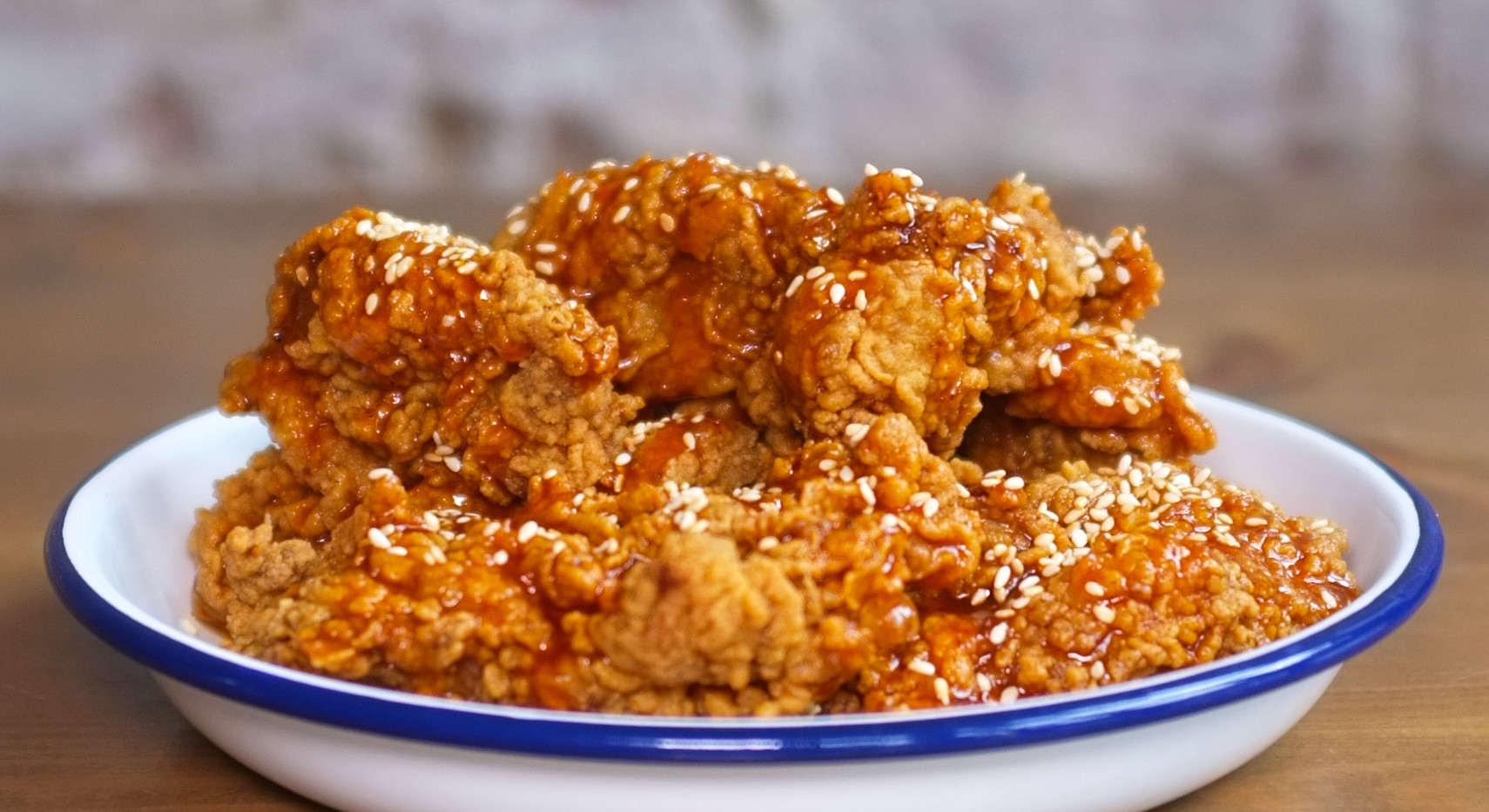 SWEET AND SPICY STRIPS