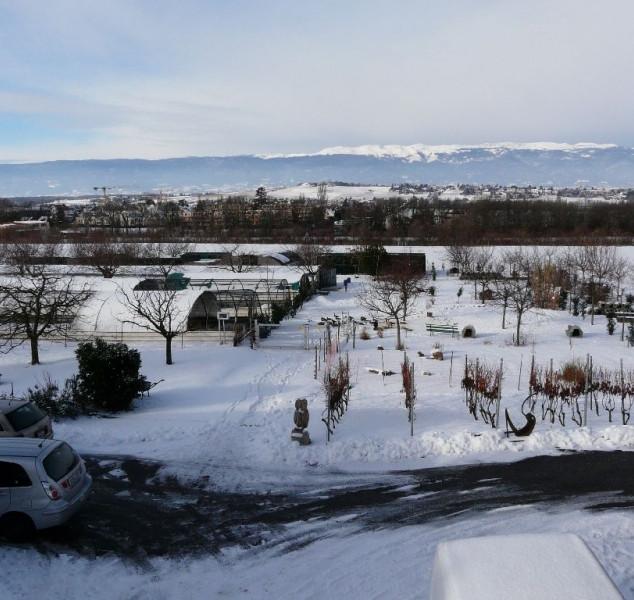 CRR sous la neige