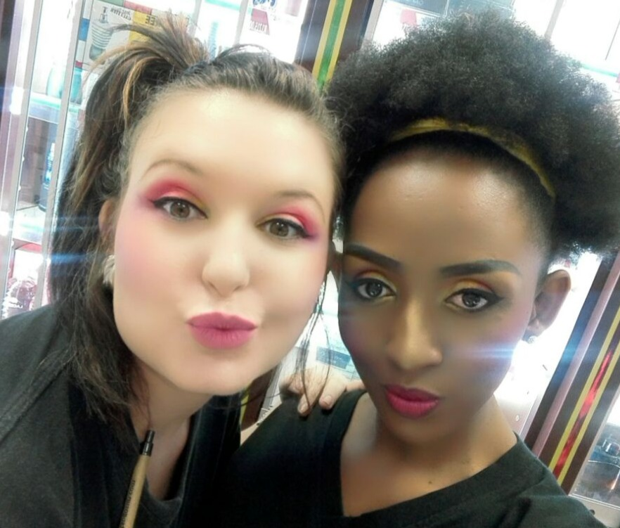 Day/Night Make-up