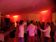 White & Red Party