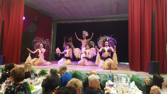 Dîner spectacle & danse (Pascale Conetta Events)
