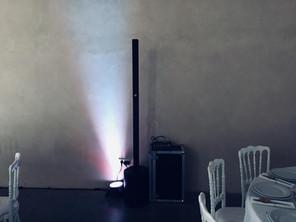 Sonorisation rappel de salle
