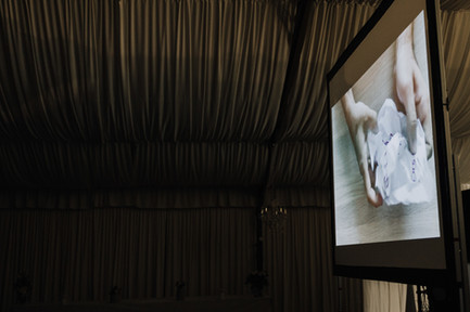 Vidéo projection (Option)