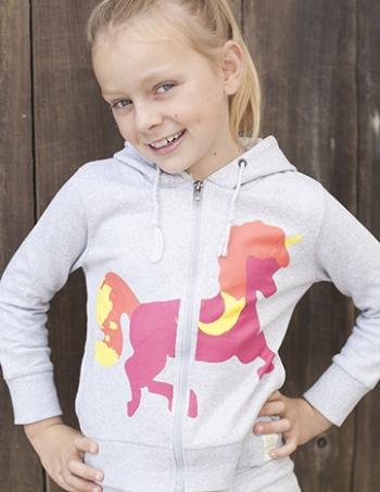 Pony Fleece Hoodie