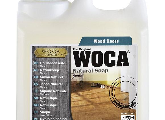 Woca onderhoudszeep wit of naturel
