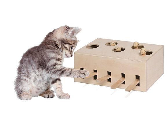 Игрушка для кота. 5 мышек