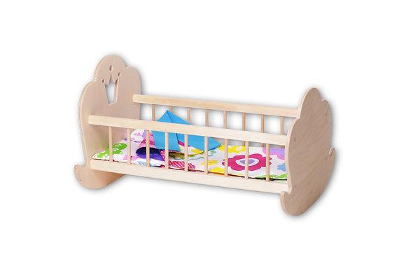 Кроватка люлька-качалка(К9)
