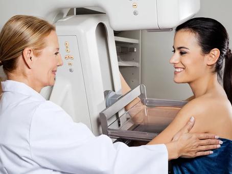 O que são mamas densas?