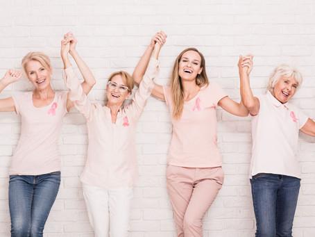 Survivorship: O seu novo normal. A vida após  câncer de mama.