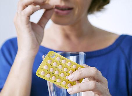 Terapia de reposição hormonal na Menopausa